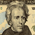 Andrew Jackson on the 20 Dollar Bill
