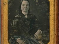 Mary Todd Lincoln, wife of Abraham Lincoln