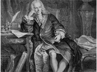 François Quesnay, one of the leaders of the Physiocratic school of thought