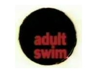 The original Adult Swim logo used from 2001 - 2002