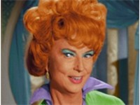 As Endora in Bewitched (1965)