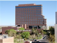 Albuquerque Petroleum Building is the southwestern headquarters to Bank of the West.