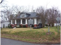 Alex Haley's boyhood home in Henning, Tennessee (2007)