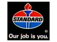 Standard logo with slogan.