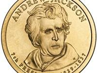 Jackson Presidential Dollar