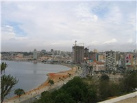 Luanda is Angola's capital city and economic and commercial hub.