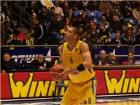 Parker led the Israeli league team Maccabi to a number of domestic and European honors in his five y