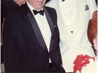 Quinn with his son Lorenzo at the 40th Annual Emmy Awards, August 28, 1988