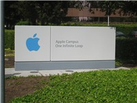 Apple Inc., 1 Infinite Loop, Cupertino, CA.