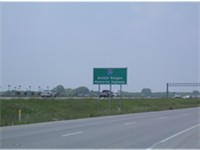 On February 16, 2006, I-20 in Arlington was dedicated as Ronald Reagan Memorial Highway (signs are v
