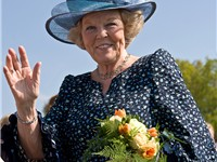 Queen Beatrix is the head of state of Aruba