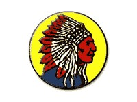 Milwaukee Braves logo (1953-1956)