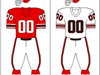 Atlanta Falcons uniform: 1971-1977