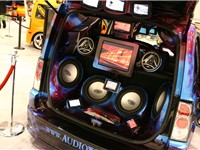 Audiovox Scion xB Show Car""