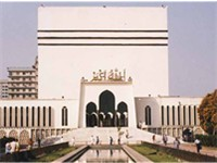 Baitul Mukarram, the National Mosque of Bangladesh in Dhaka, was built in 1962.
