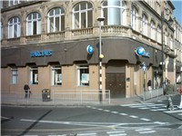 Barclays on Queen Street in Morley, West Yorkshire