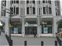 Branch of Barclays in Westminster