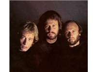 Rough times: The Bee Gees in 1983 following the disco backlash.