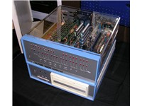 MITS Altair 8800 Computer with 8-inch (200 mm) floppy disk system