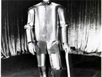 Buddy Ebsen as the Tin Man.