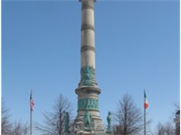 Soldiers' and Sailors' Monument, Lafayette Square