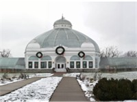 The Buffalo and Erie County Botanical Gardens