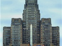 Buffalo's Art Deco city hall