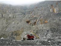 """Elatsite"" gold and copper mine extracts about 13 million tonnes of ore annually, and produces about"