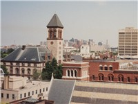 Cambridge City Hall in the 1980s