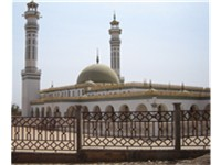 Lamido Grand Mosque in N'Gaoundere