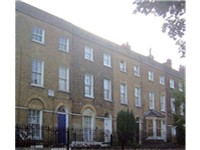 No. 2 Ordnance Terrace, Chatham - Dickens's home from 1817 to 1821