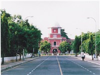 Anna University's Guindy campus