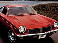 1973 Astre Hatchback coupe