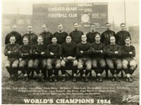 The 1924 team photo