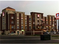 Comfort Suites in Laredo, Texas was built in 2007