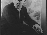 Bachardy at nineteen (?), photographed by Carl Van Vechten.