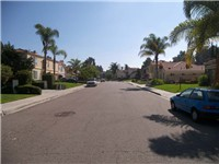 An upscale neighborhood in eastern Chula Vista.