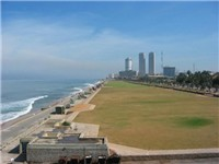 Colombo is the hub of Sri Lanka's economic activity, with many major events taking place around the