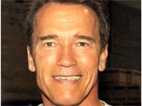"Gov. Arnold Schwarzenegger hosts the ""Arnold Classic"" in Columbus annually"