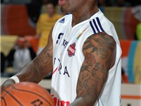 In 2005, Rodman played for Torpan Pojat of Finland's basketball league, the Korisliiga.