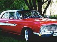 1961 DeSoto Diplomat based on the 1961 Dodge Dart.