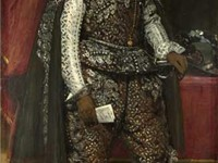 Philip IV in Brown and Silver, 1632