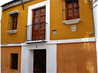 Birthplace of Velazquez in Seville