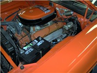 RT 440 Six-Pack engine
