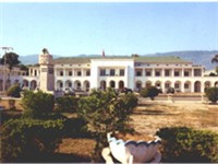 Government Palace in Dili.