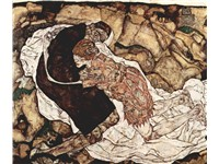 Tod und M dchen (Death and the Maiden), 1915