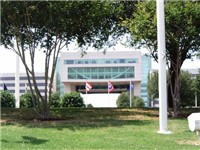 EDS headquarters in Plano, Texas.