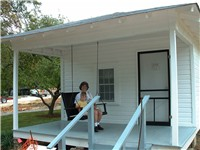 Elvis Presley's birthplace.