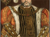 King Henry VIII became Supreme Governor of the Church of England.