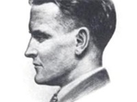 F. Scott Fitzgerald in 1921